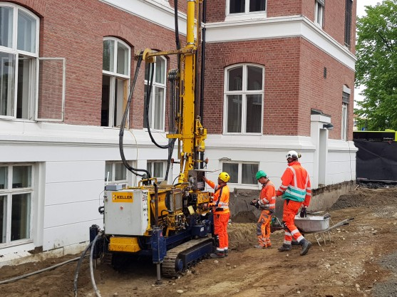 Jet Grouting reference Norway